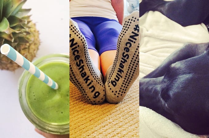 three favorite things that have helped me in my journey towards healthier living