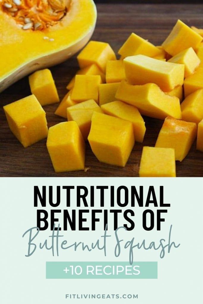 Nutritional Benefits of Butternut Squash 4