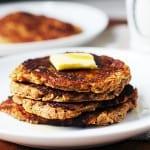 zucchini apple carrot pancake recipe