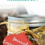 Gingersnap Granola Holiday Gift Recipe - FitLiving Eats by Carly Paige-1-01-01