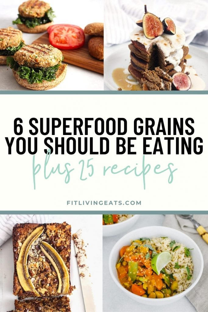 6 Superfood Grains You Should Be Eating - 3