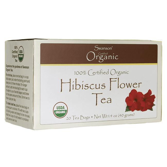Swanson Health Giveaway herbal teas