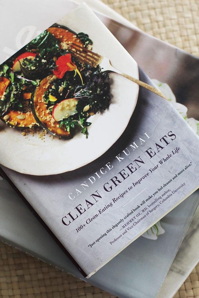 Clean Green Eats   Candice Kumai