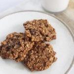 oatmeal breakfast cookies featured