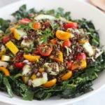 Veggie Greek Lentil Salad