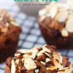 Cranberry Gingerbread Muffins Recipe - FitLiving Eats by Carly Paige-01