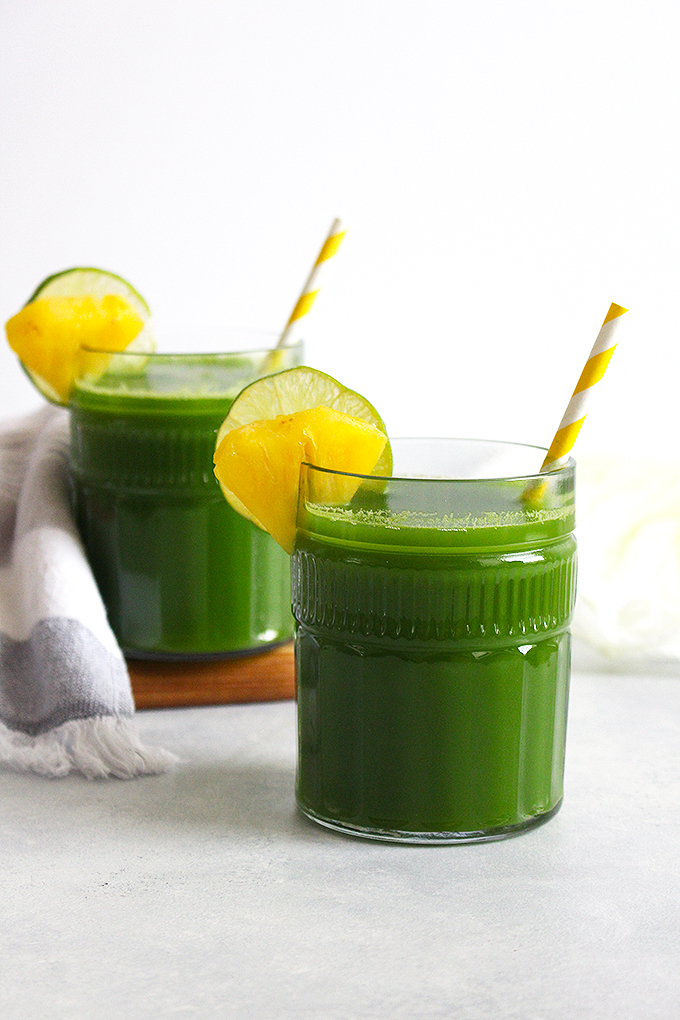 How to Make Juice without a Juicer + 3 Refreshing Green Juice Recipes for increased energy, radiant skin and mental clarity!