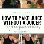 How to Make Juice Without a Juicer 3