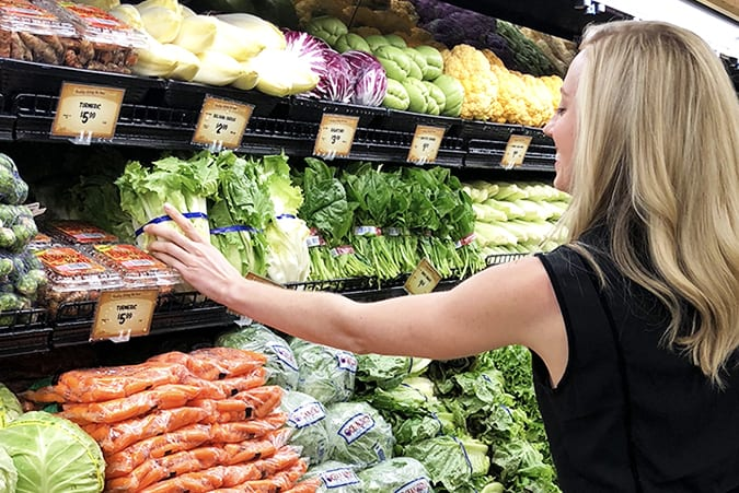 FitLiving Eats by Carly Paige - Healthy Grocery Store Tour of Sprouts Farmers Market featured
