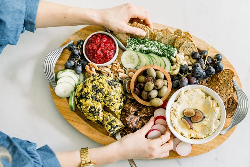 How to Make the Best Vegan Charcuterie Board