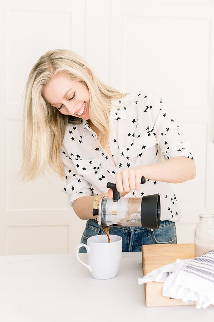 FitLiving Eats by Carly Paige - Simple Swaps for a Healthier Cup of Coffee - 3