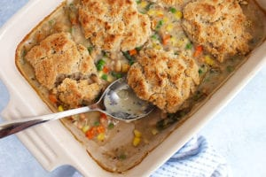 FitLiving Eats by Carly Paige - Vegan Pot Pie 1 featured