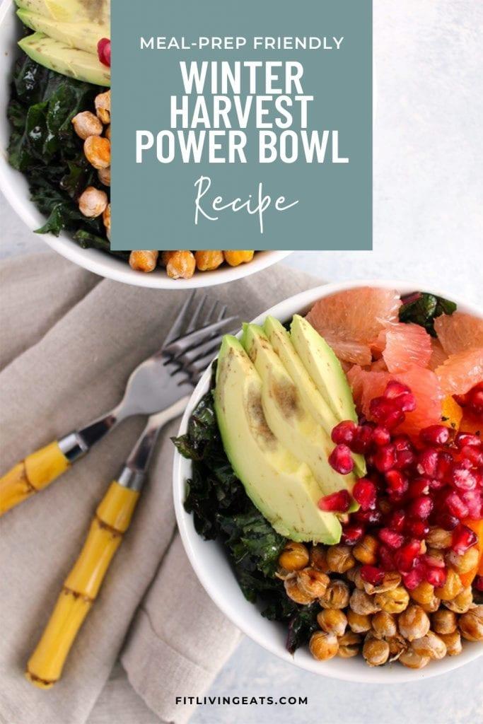 Winter Harvest Power Bowl - 5