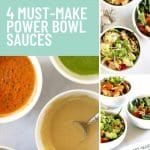 4 Must-Make Power Bowl Sauce 2