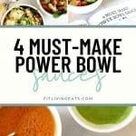 4 Must-Make Power Bowl Sauce 3