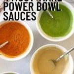4 Must-Make Power Bowl Sauce 5
