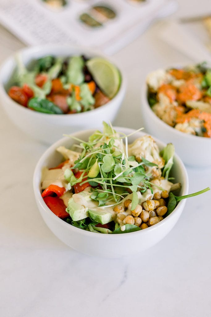 Master Power Bowl Meal Prep Like a Boss - FitLiving Eats by Carly Paige 4