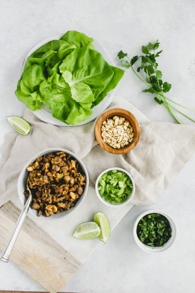 mushroom-cashew-lettuce-wraps---FitLiving-Eats-by-Carly-Paige-1