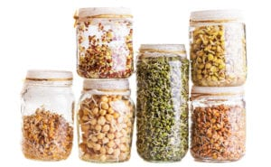 Pantry Staples to Keep Stocked At All Times - FitLiving Eats by Carly Paige-01