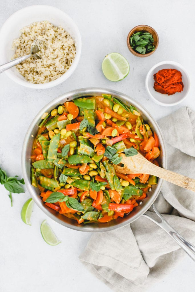 Clean-Out-Your-Fridge-Veggie-Stir-Fry-1---FitLiving-Eats-by-Carly-Paige-recipe