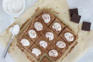 Chocolate Delight Dessert featuring Brain-Boosting Ingredients