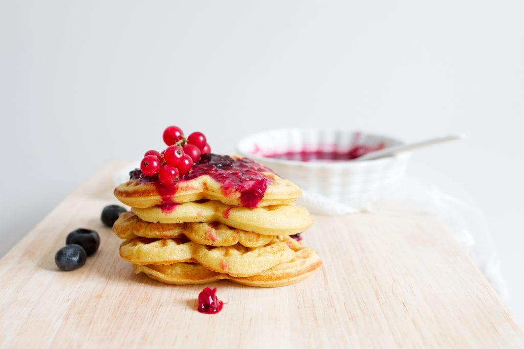 25 Healthy Pancake Recipes