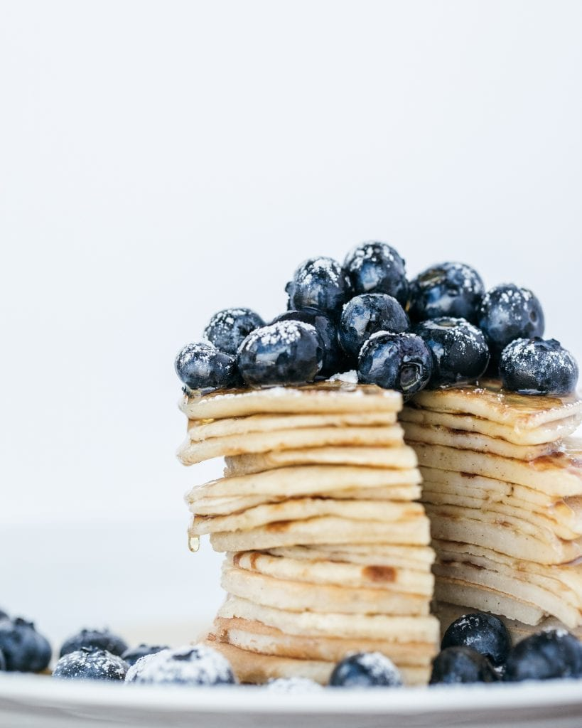 25 Healthy Pancake Recipes 2