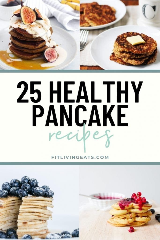 25 Healthy Pancake Recipes - 3
