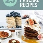 25 Healthy Pancake Recipes - 4