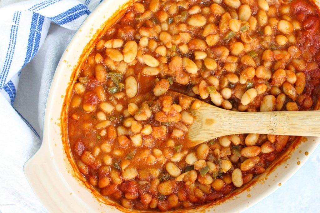 Healthier-Baked-Beans-Recipe-Vegetarian---FitLiving-Eats-by-Carly-Paige-2