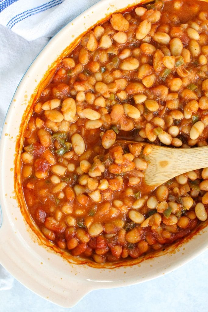 Healthier-Baked-Beans-Recipe-Vegetarian---FitLiving-Eats-by-Carly-Paige