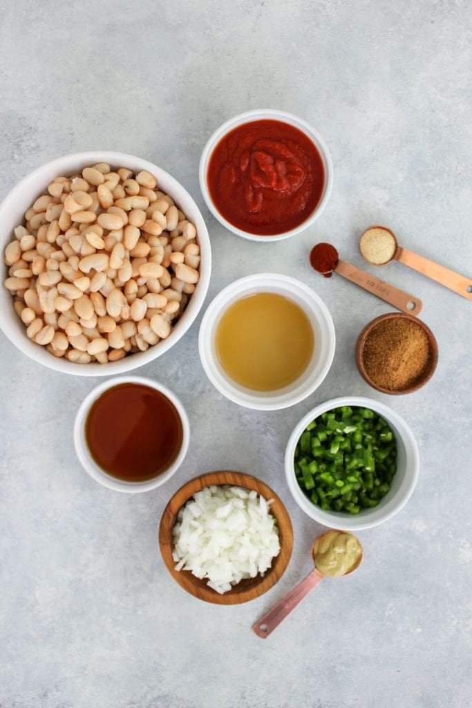 Healthier-Baked-Beans-Recipe-Vegetarian---FitLiving-Eats-by-Carly-Paige-4