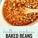 Healthier Baked Beans Vegetarian Recipe 4
