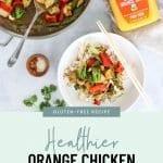 Healthier Orange Chicken Stir Fry with Veggies Recipe 4