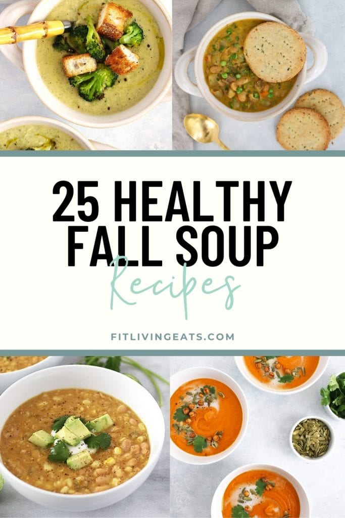25 Healthy Fall Soup Recipes - 3