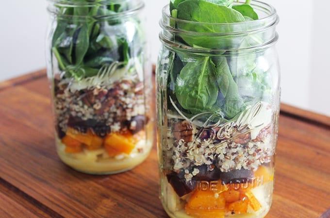 weekly meal plan - 1 mason-jar-salad-featured
