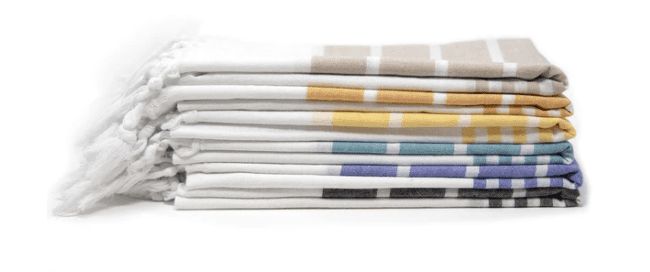 Gifts for Home Chef - Mediterranean Hand Towels 2