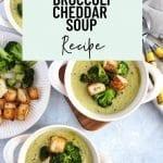 Copycat Panera Broccoli Cheddar Soup Recipe - 1
