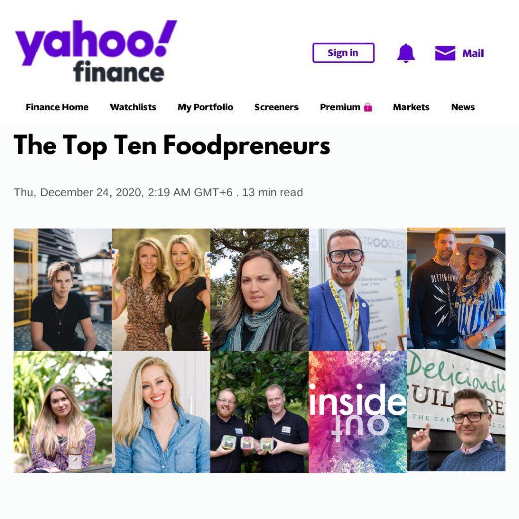 Yahoo Finance - 2