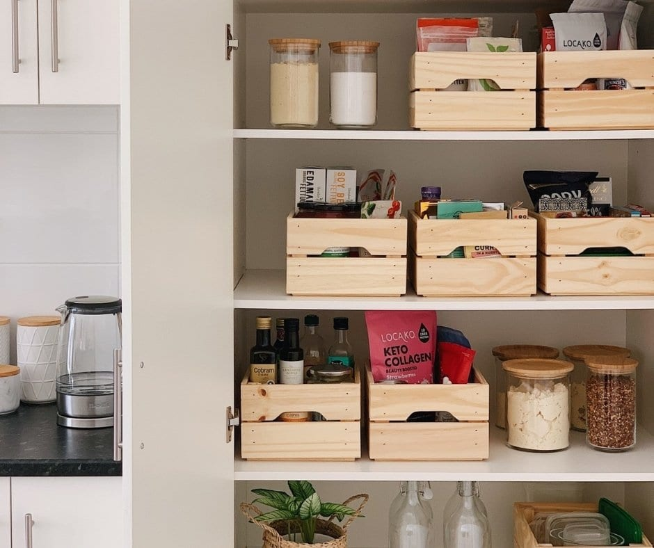 Recommended Pantry Organization & Storage Tools